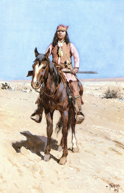 One Of Geronimo's Braves