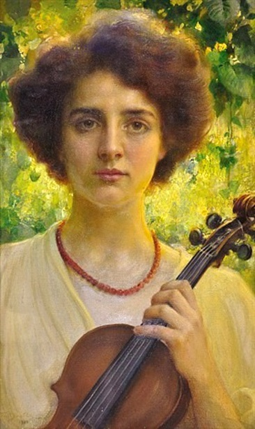 Portrait Of A Virtuoso