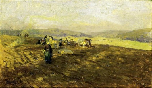 Potato Gleaners
