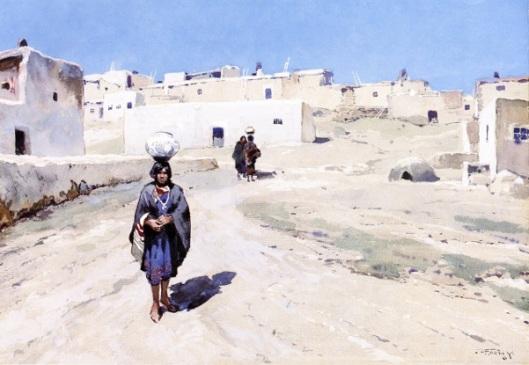 Pueblo Water Carriers
