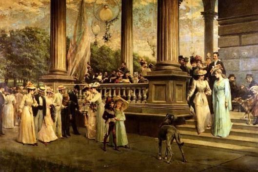 The Concert, Saratoga - The Gay Nineties