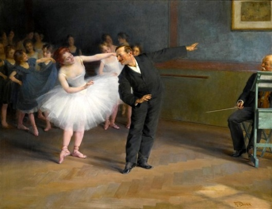 The Dancing School