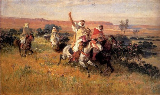 The Falcon Hunt