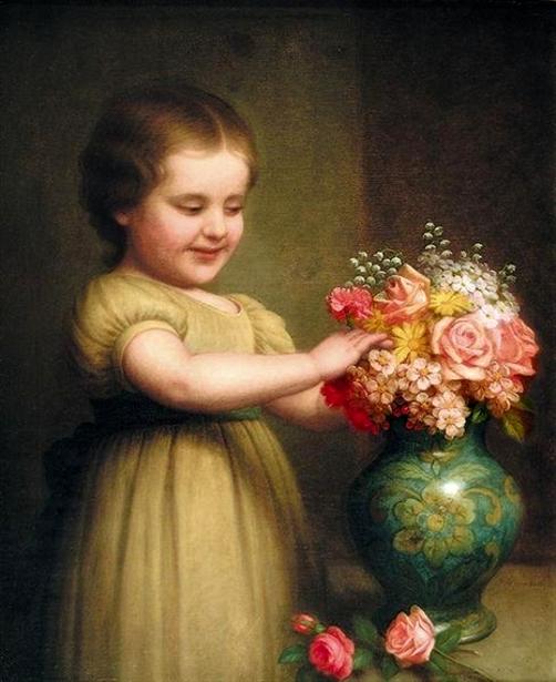 The Little Flower Arranger