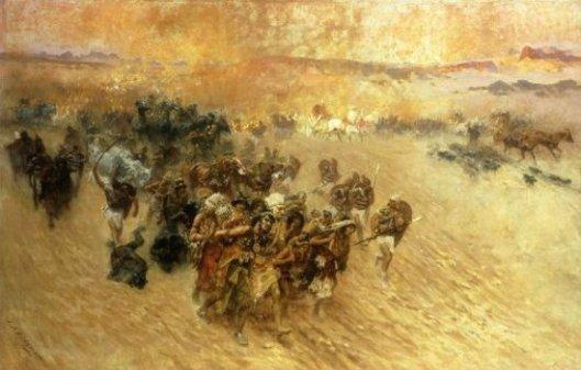 The Pharaoh's Captives