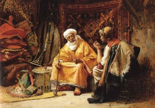 The Rug Merchants