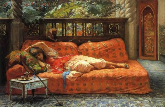 The Siesta (Afternoon In Dreams)