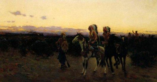 The White Man's Trail