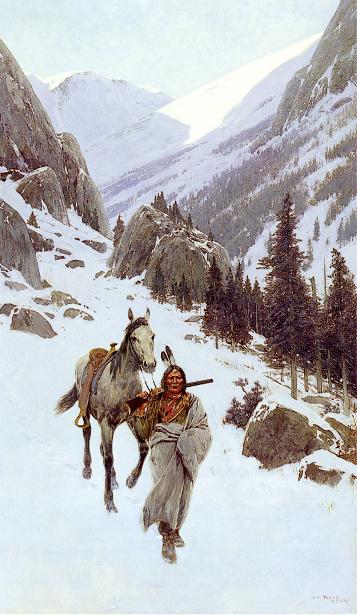 Through The Pass, Winter