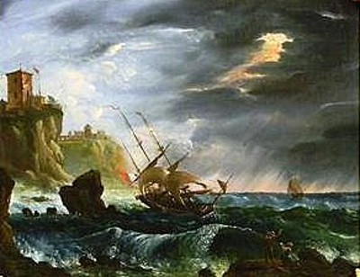 Vessels In A Storm