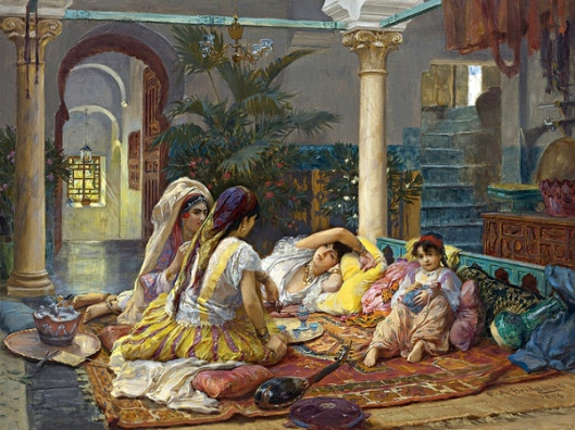Wealthy People, Algiers