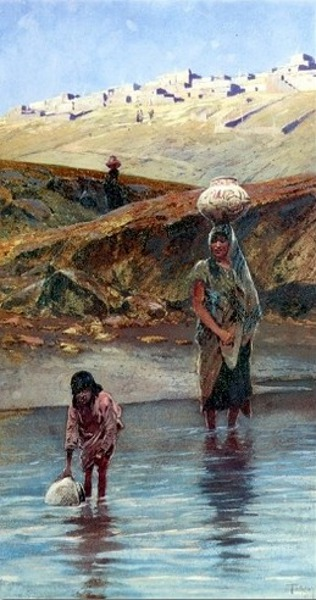 Zuni Watering Place