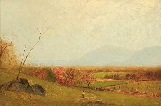 An Autumn Vista