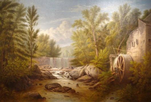 Carls Mill On The Pocantico River, Sleepy Hollow, NY