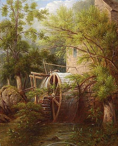 Grist Mill, Sleepy Hollow, Tarrytown
