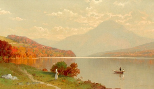 Lake George - Autumn