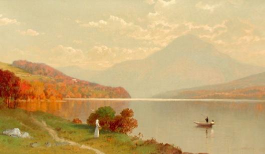 Lake George - Autumn
