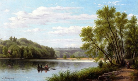 On The Croton River, Sing Sing, New York