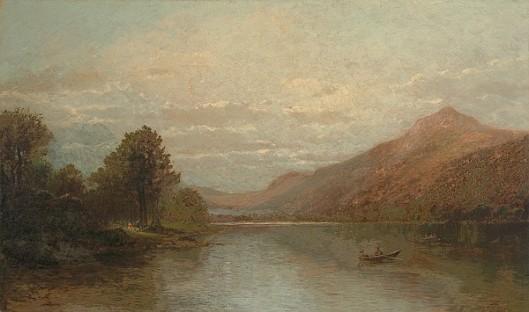 Picnic Along The Lake