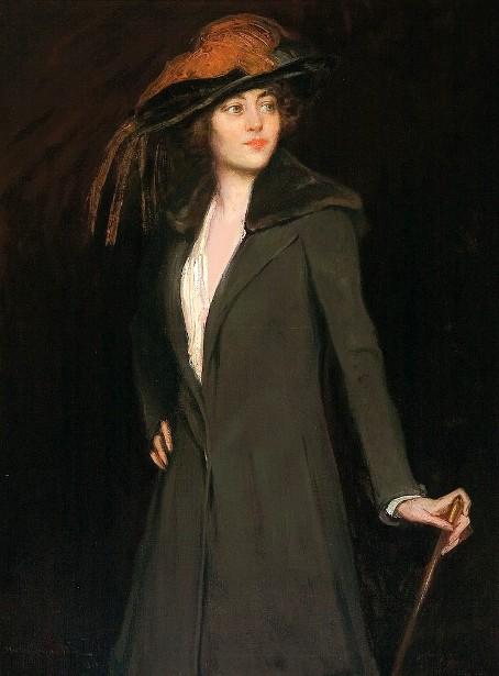 Society Woman