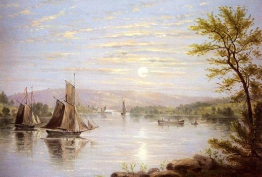 Sunrise On Lake Champlain