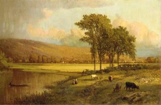 A Sunlit Meadow