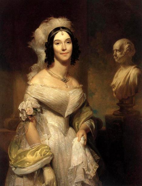 Angelica Singleton Van Buren