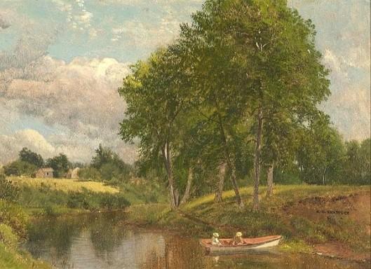 Boating In Barrington