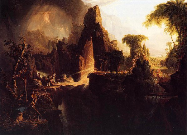 Thomas Cole 1801 1848 American Gallery 19th Century