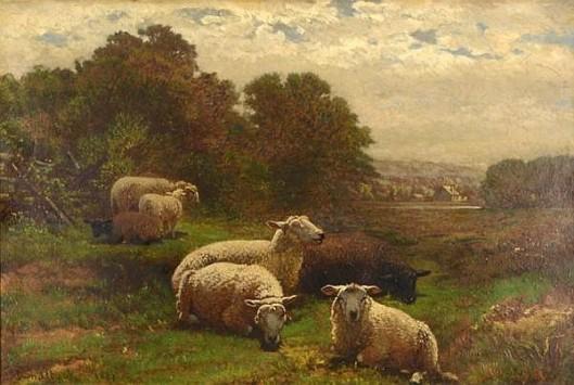 Farm Scene, Granby