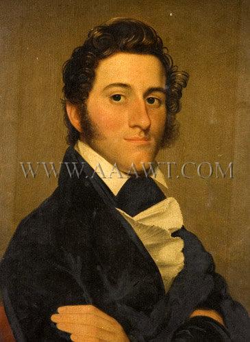 Henry Wight Diman of Bristol, Rhode Island