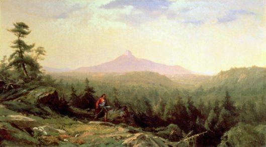 Indian Guide, Mount Chocorua