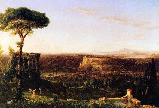 Italian Scene, Composition