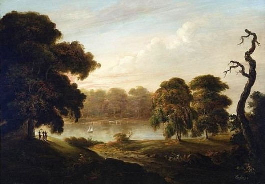 Landscape - Deering Oaks