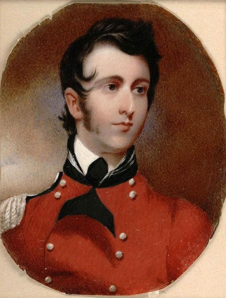 Lieutenant John Trumbull Ray (copy after Andrew Robertson)