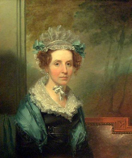 Mrs. Charles Cummings (Rebecca Pittard)