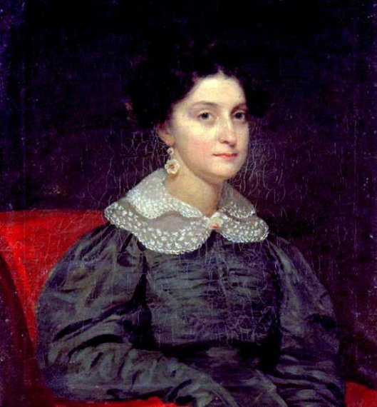 Mrs. Elizabeth Ann (Lyon) Johnson