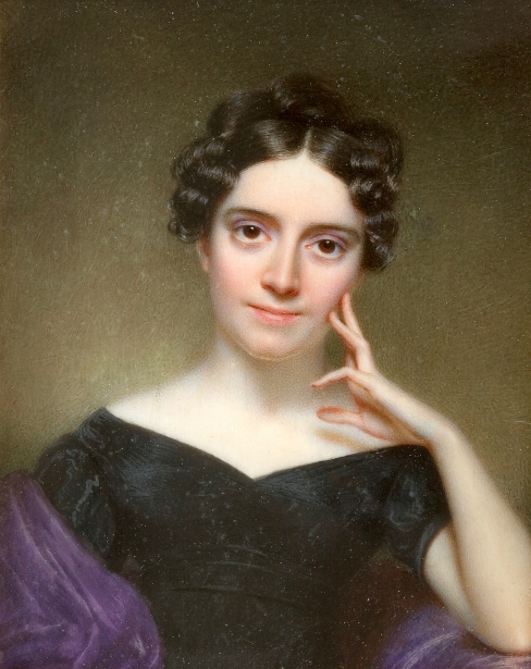 Mrs. William Samuel Johnson (Laura Woolsey)