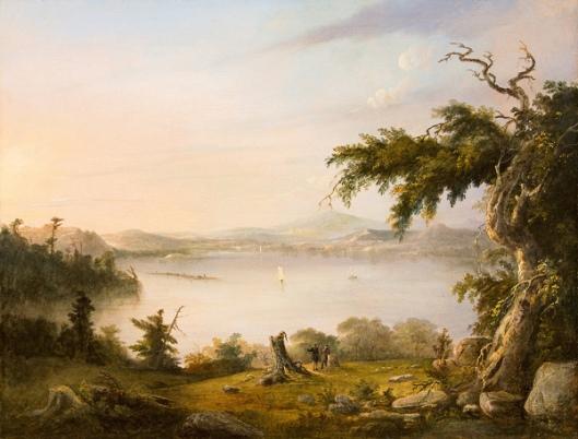 Mt. Washington From Lake Sebago