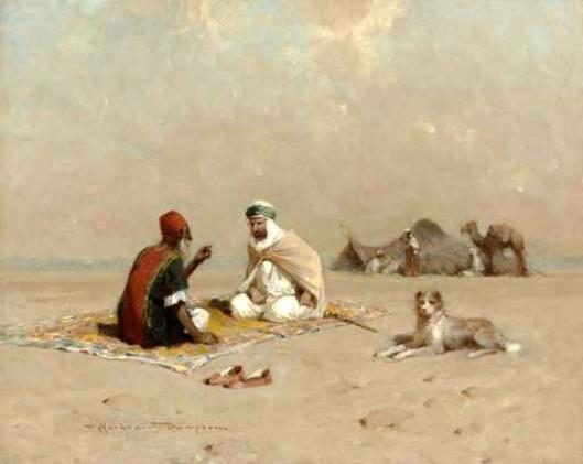 Respite In The Desert