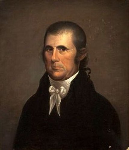 Supreme Court Chief Justice, John Marshall