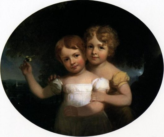 The Children Of Bishop George W. Doane