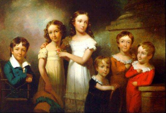 The Children Of Henry Livingston