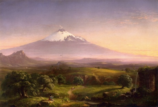 View Of Mount Etna