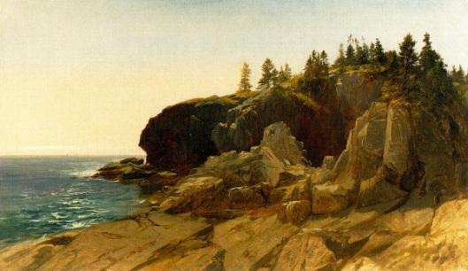 Whitehead Cliffs, Maine