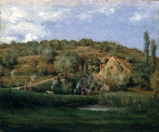 A French Homestead