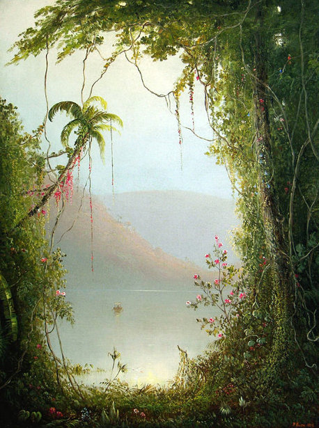 A Memory Of The Tropics