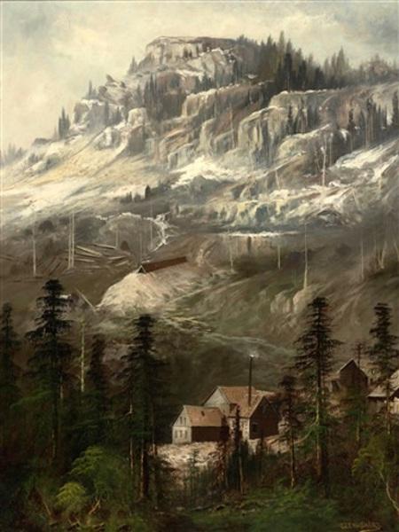 A Mining Camp