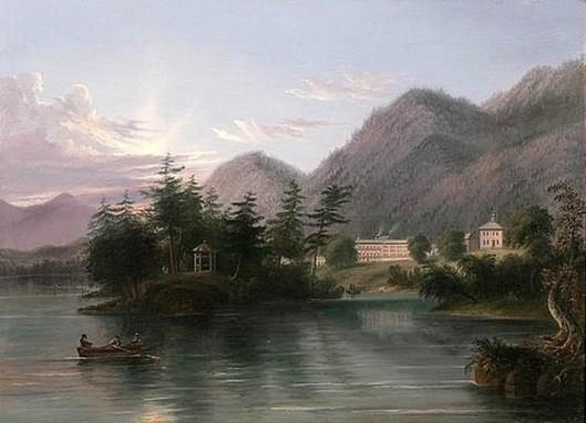 Caldwell, Lake George
