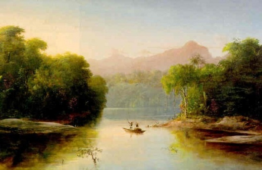 Chagres River, Panama